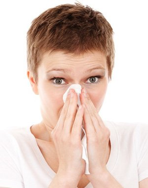 Nasennebenhöhlenentzündung bzw. Sinusitis