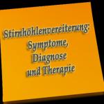 Stirnhöhlenvereiterung – Symptome, Diagnostik und Behandlung