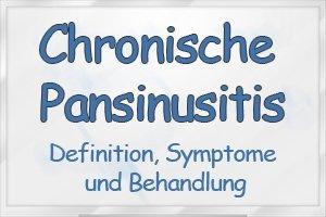 Pansinusitis